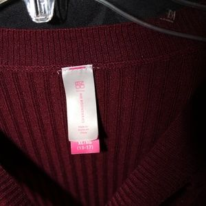 Faded Glory Sweaters - Keyhole Sweater